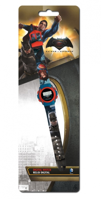 Reloj Digital De Batman Vs Superman