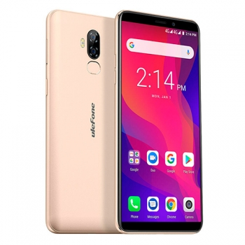 Telefono Movil Ulefone Power 3l 2+16gb Libre Oro
