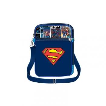 Mochilas escolares y estuches Bandoleras Superman - Carrefour.es bf2412dcee967