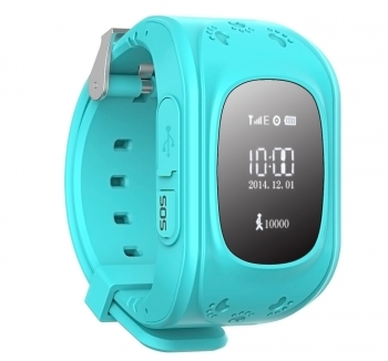 Smartwatch Kids Gps Azul