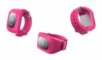 Smartwatch Kids Gps Rosa