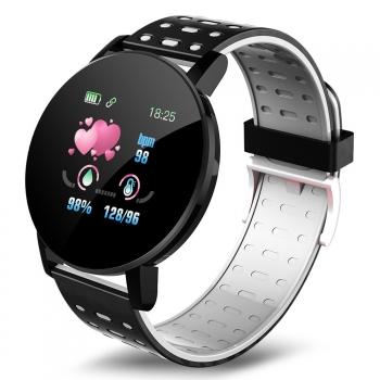 Smartwatch Bn3096 Deportivo Con Bluetooth Unisex Con Presión Arterial Reloj Inteligente Negro