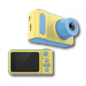 Cámara De Fotos/video Digital Hd Mini Infantil Bn5041 Con Juegos 1080p