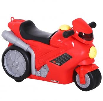 Homcom Maleta Correpasillos Niños Bolso De Taquilla De Viaje Infantil Bolsa De Equipaje De Mano Bebé Ride-on Con 4 En 1 Para Niños Mayores De 18 Meses
