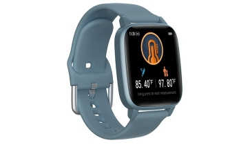 Smartwatch Deportivo Mmtek Thermo Care Azules