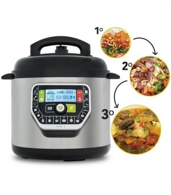Robot de cocina moulinex newcook tefal ofertas en - Robot cuisine carrefour ...