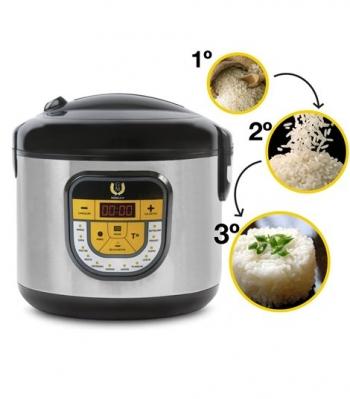 Robot de cocina moulinex newcook tefal ofertas en - Grand master robot de cocina 24h ...