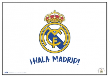 Vade Escolar Real Madrid Hala Madrid