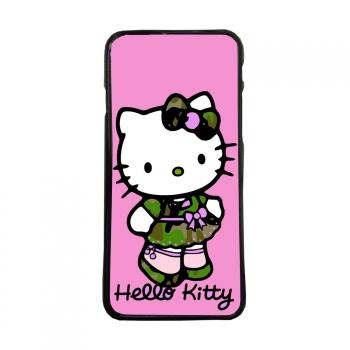 54f5248bd71 Carcasas De Movil Fundas De Moviles De Tpu Compatible Con Iphone X Hello  Kitty Camuflaje