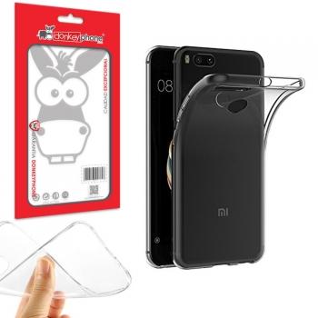 Producto Original Donkeyphone® - Funda Gel Transparente Para Xiaomi Mi A1 / 5x Silicona Ultra Thin - Ultra Fina 0,33 Mm