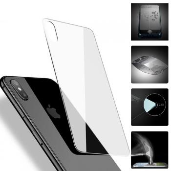 c77ac194d4d Donkeyphone® - Protector Trasero Completo De Cristal Vidrio Templado 0.33mm Para  Iphone X