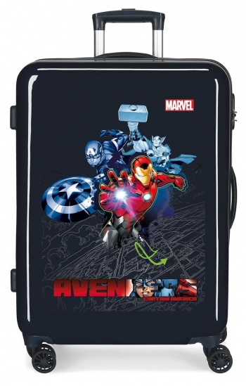 Maleta Mediana Avengers Armour Up Rígida 68cm