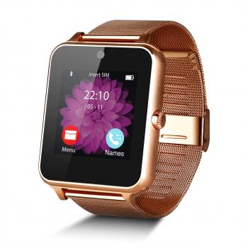 Smartwatch Smartek Sw-832 Metal Oro