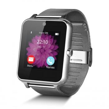 Smartwatch Smartek Sw-832 Metal Plata