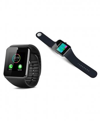 Smartwatch Smartek Sw-832  Negro + 32gb Sd