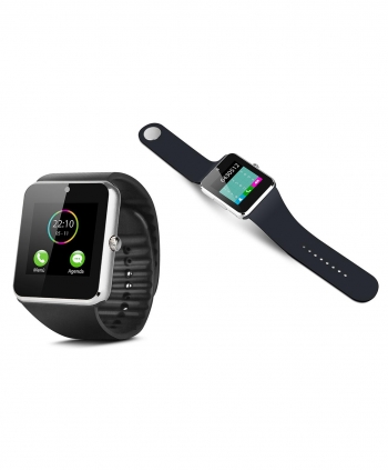 Smartwatch Smartek Sw-832  Plata + 32gb Sd