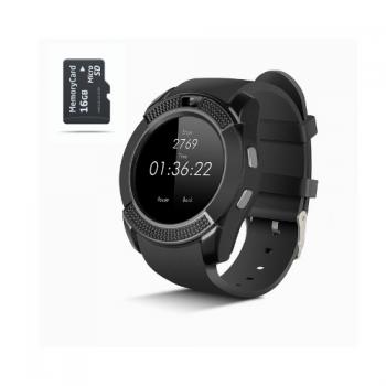 Smartwach Smartek Sw-432 Negro + 16gb Sd