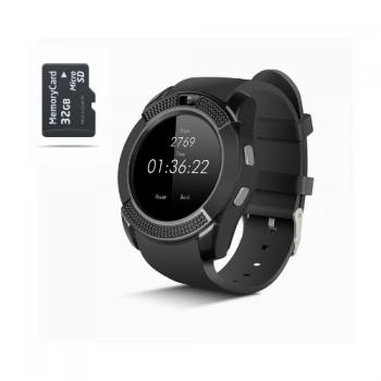 Smartwach Smartek Sw-432 Negro + 32gb Sd
