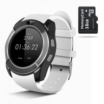 Smartwatch Smartek Sw-432 Blanco 16gb