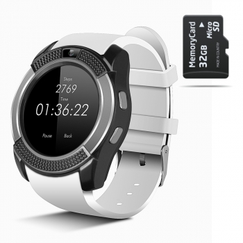Smartwatch Smartek Sw-432 Blanco 32gb