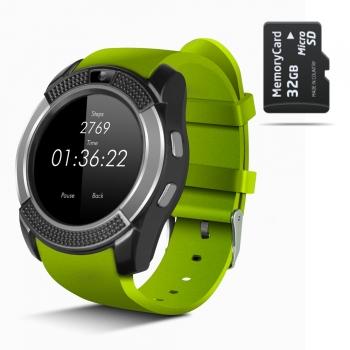 Smartwatch Smartek Sw-432 Verde 32gb