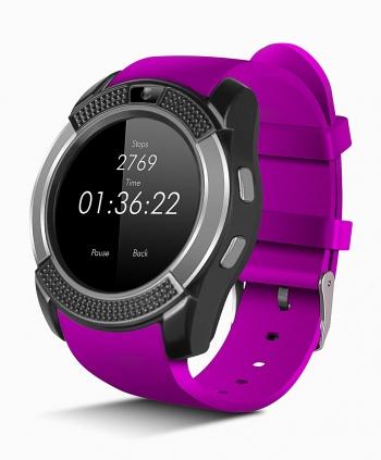 Smartwatch Smartek Sw-432 Rosa