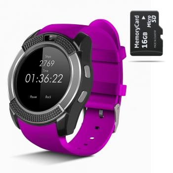 Smartwatch Smartek Sw-432 Rosa 16gb