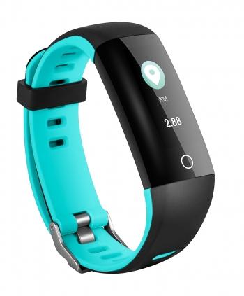 Smartband Smartek Hrb-400 Azul Claro