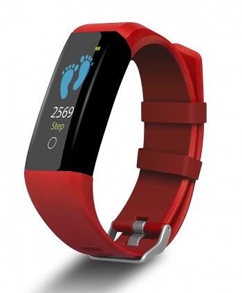 Smartband Smartek Hrb-500 Rojo