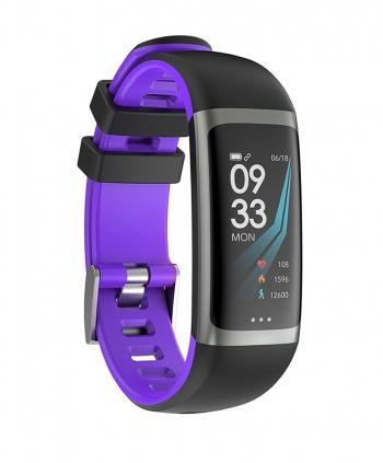 Smartband Smartek Hrb-20a Morado