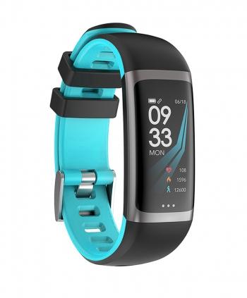 Smartband Smartek Hrb-20a Azul Claro