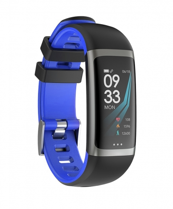 Smartband Smartek Hrb-20a Azul Oscuro