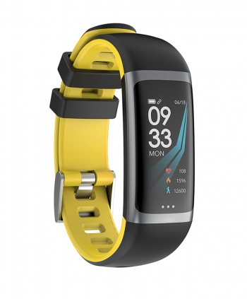 Smartband Smartek Hrb-20a Amarillo