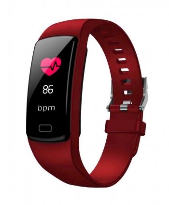 Smartband Smartek Hrb-900 Rojo