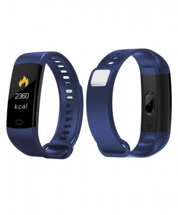 Smartek Smartband Hrb-10a Azul Oscuro