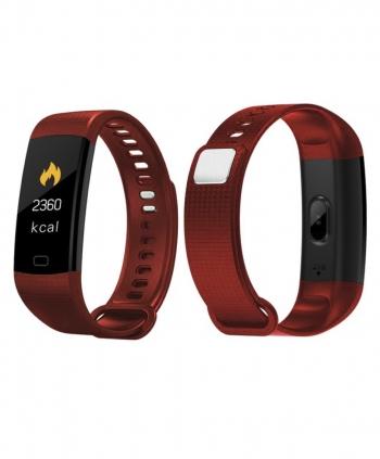 Smartek Smartband Hrb-10a Rojo