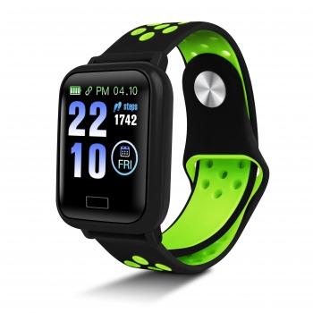 Smartwatch De Smartek Sw-650 En Color Verde