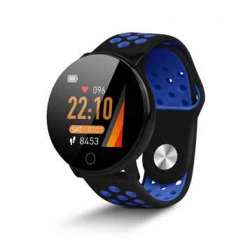 Smartwatch De Smartek Sw-590 En Color Azul