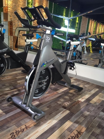 Bicicleta Spinning Indoor Mg-600. 22 Kgs