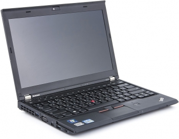 "Lenovo Thinkpad X230 - Ordenador Portátil De 12"" (intel Core I7-3520m, 2.9 Ghz, 8 Gb De Ram, Disco Ssd De 180 Gb , Sin Lector, Webcam, Coa Windows 7 Pro)-(reacondicionado)-(teclado Internacional)-(2 Años De Garantía)"
