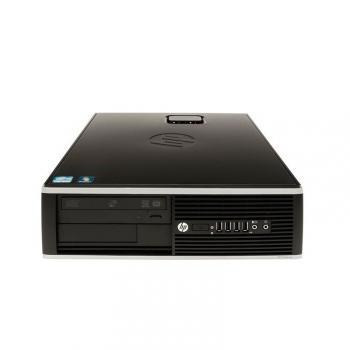 Hp 8100 Sff - Ordenador De Sobremesa (intel Core I5- 660- 3.3 Ghz, 4gb Ram, Disco Hdd 250 Gb, Lector, Windows 10 Home)-(reacondicionado)-(2 Años De Garantía)