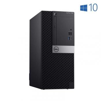 Dell Optiplex 7040 Mini Torre - Ordenador De Sobremesa (intel Core I7-6700, 3.4 Ghz, 16gb Ram, Sdd De 512gb, Lector, Windows 10 Pro Es 64)-(reacondicionado)-(2 Años De Garantía)