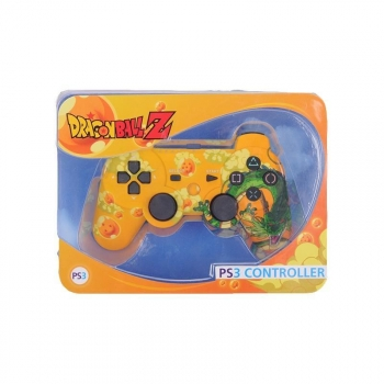 Dragon Ball Z Ps3 Controller Bluetooth Ps3