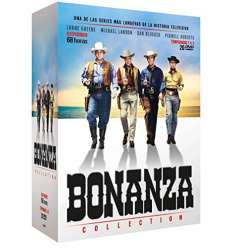 Bonanza Collection - Temporadas 1 A 5 [dvd]