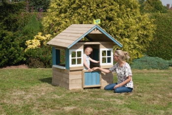 Casita Infantil De Madera Outdoor Toys Bramble Cottage