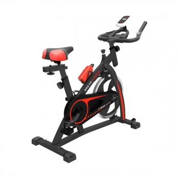 Prixton Bicicleta Spinning  Bike Fit Spinning Xtreme Volante De Inercia 6 Kg Rastrales Incluidos