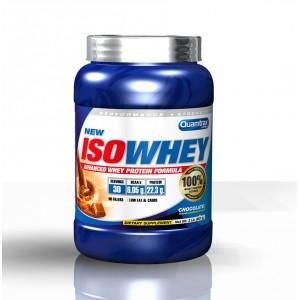 Isowhey 2 Lb Chocolate
