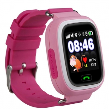 Leotec Smartwatch Infantil Kids Way Rosa