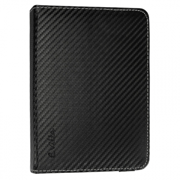 Funda Ebook Evitta Booklet Black 6""