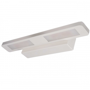 Aplique Led De Pared Luz Blanco Cálido 6w Wl-02-2